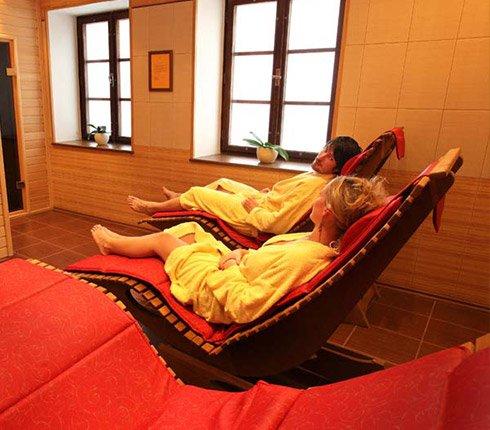 Víkendový relax v Třeboni